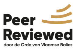 Logo_Peer_Reviewed_Kleur_Klein