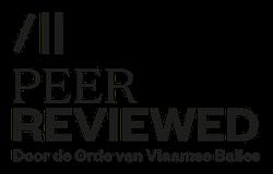 Peer Reviewed_Orde van Vlaamse balies 2
